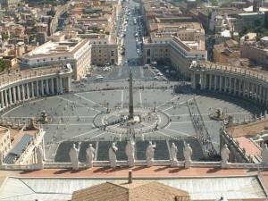 Рим е в краката ни