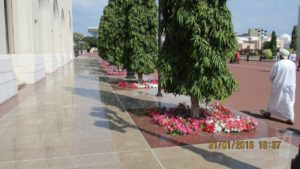 Маскат, център на властта