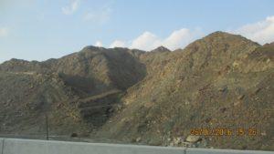 Омански пейзаж. Мусандам круиз... греда